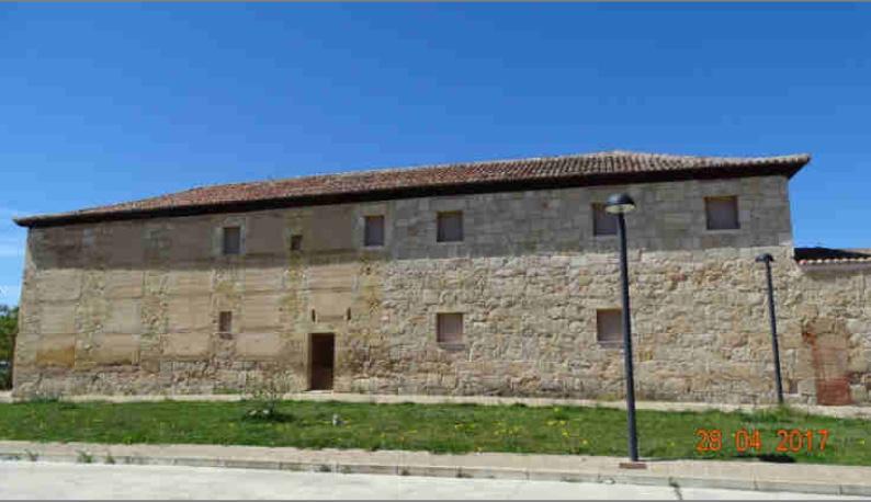 Palacio la Reina Calabazanos