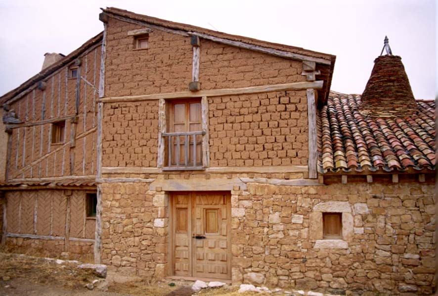 Sede de la Fundación de Rohmer, en Navapalos