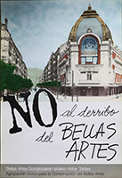 cartel teatro bellas artes