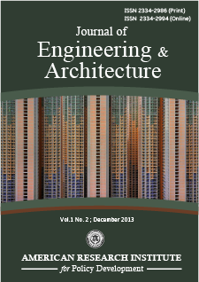 JournalofEngineeringandArchitecture