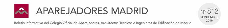 Aparejadores Madrid