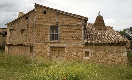 Navapalos,Sede de la Fundación de Rohmer