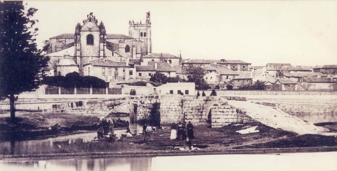 catedral, fachada occidental, 1ºs años del s.XX